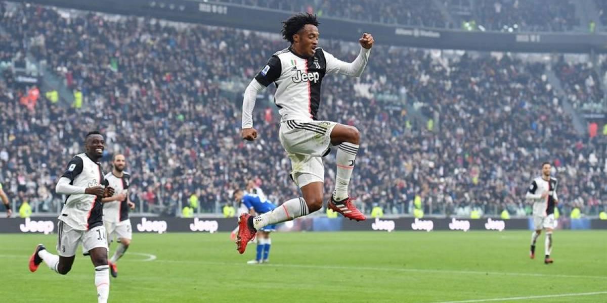 Sin Cristiano, la Juventus se mantiene en la cima de la Serie A