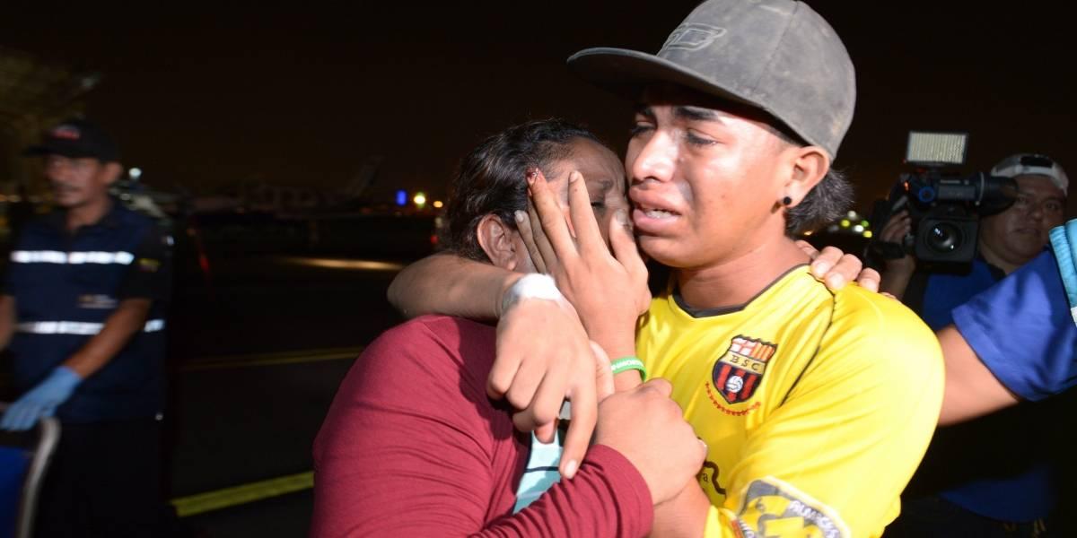 Detalles del accidente de bus con hinchas de Barcelona SC en Perú