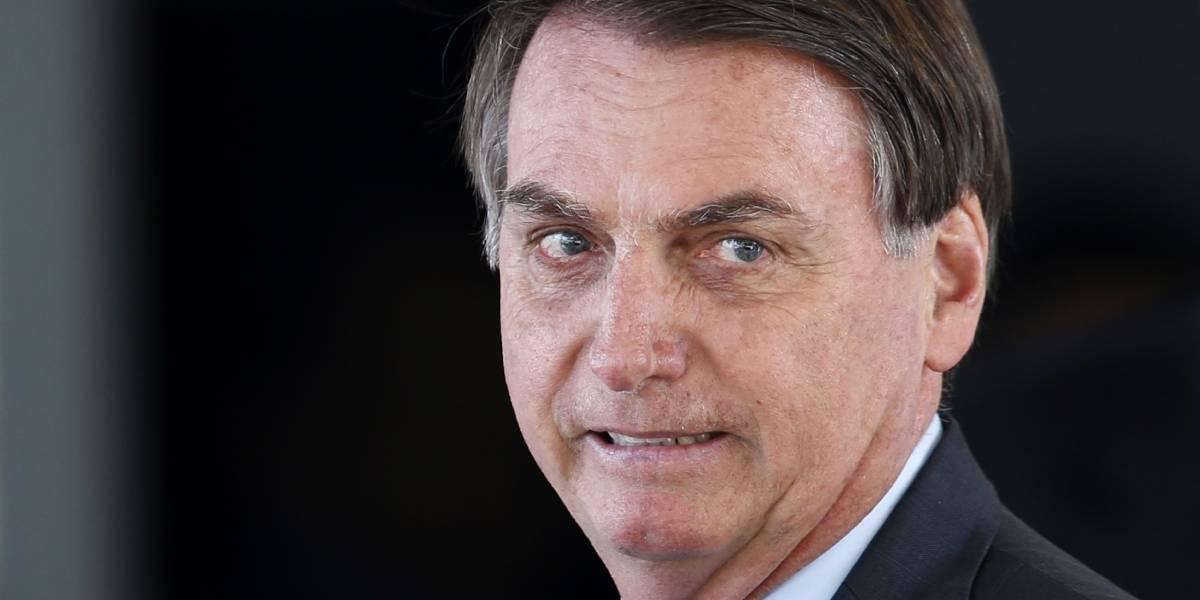 En pleno carnaval, Bolsonaro promete 'restaurar la moral' en Brasil