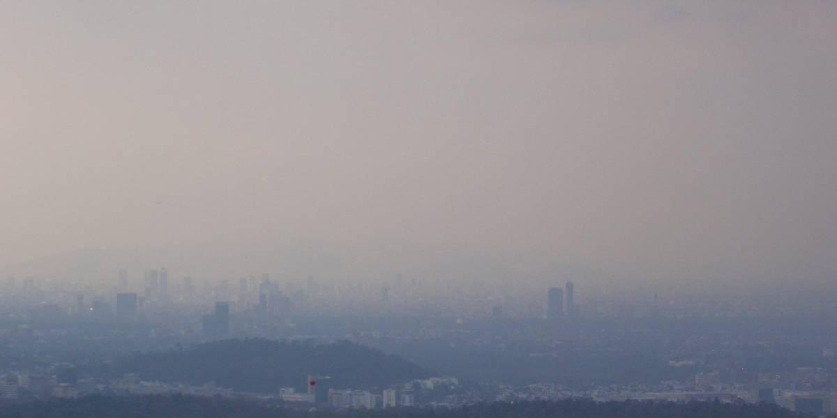 Calidad del aire en CDMX y Edomex para hoy domingo 16 de febrero