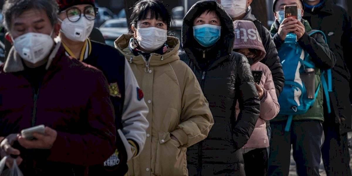 Escasean los tapabocas en Bogotá y preocupa atención de enfermedades respiratorias