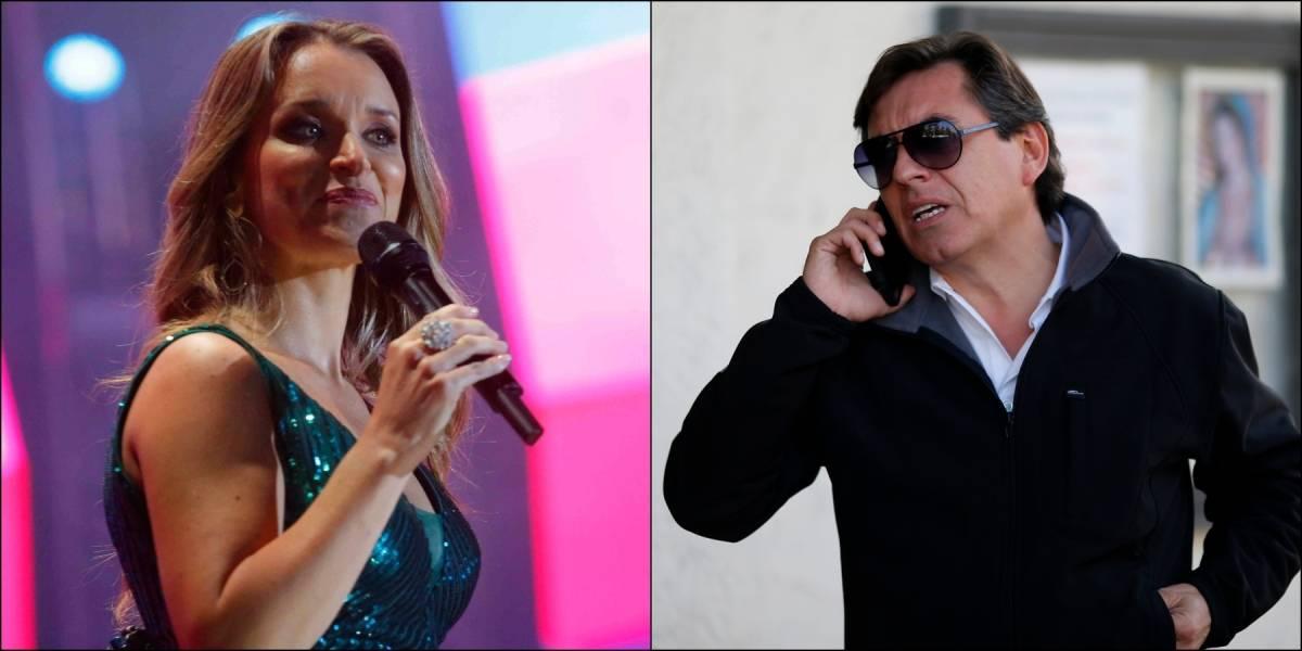 Carla Zunino presenta a su pololo en Dichato, mientras que Claudio Fariña sigue disparando mensajes contra ella