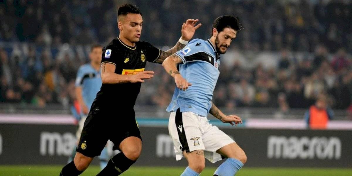 Alexis entró cerca del pitazo final y no pudo evitar la derrota del Inter que le entrega la punta a la Juventus
