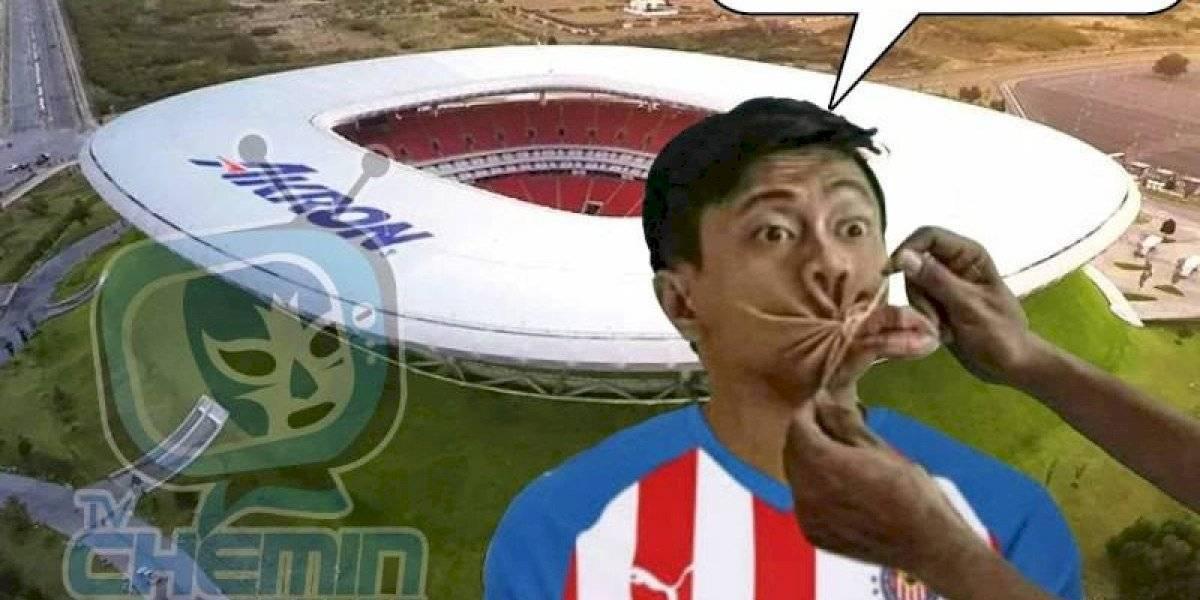 Los mejores memes de la jornada 6 del Clausura 2020