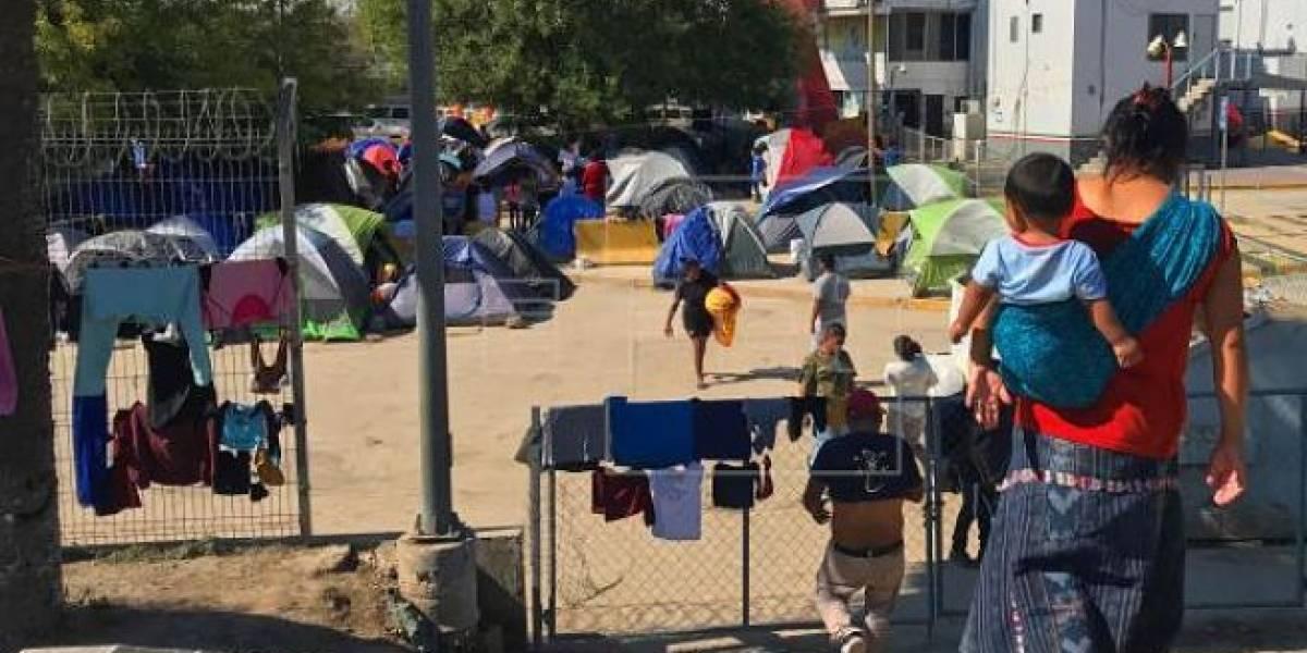 Migrantes en México expuestos a abusos mientras esperan paso a Estados Unidos, advierte Human Rights Watch