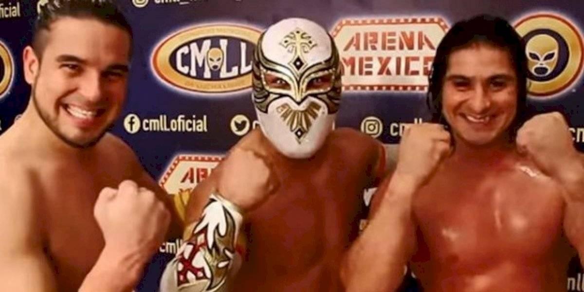Estrella del CMLL se lesiona y se perderá varias semanas de actividad
