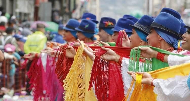 Carnaval de Ambato