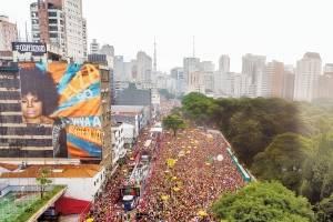 Carnaval 2020 - São Paulo - Acadêmicos do Baixo Augusta