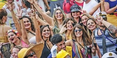 Carnaval 2020 - São Paulo - Monobloco