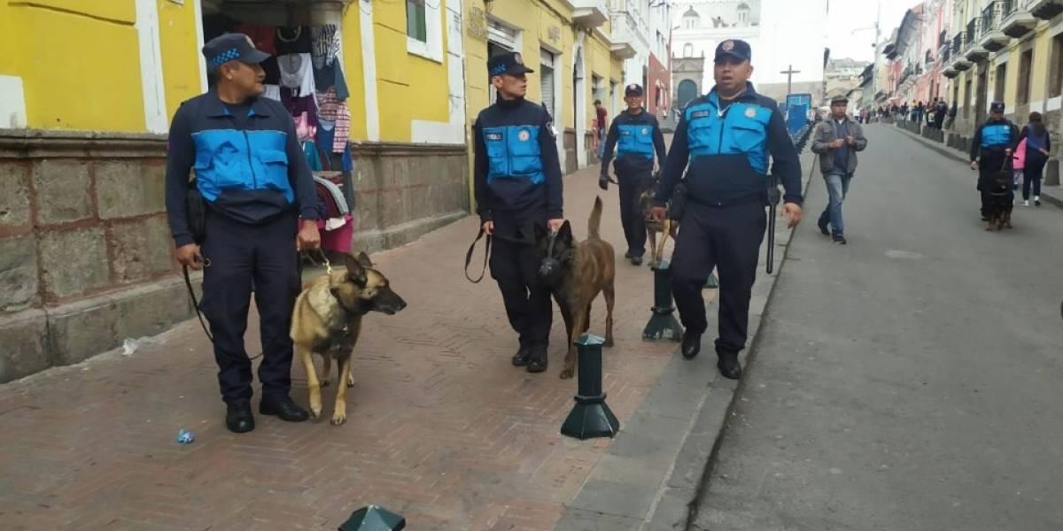 80 dólares de multa por orinar en las calles de Quito