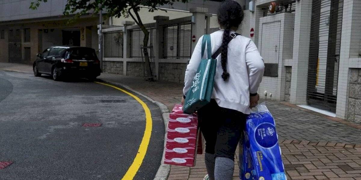 Regresa el pánico a Australia ante rebrote: los supermercados otra vez sin papel higiénico