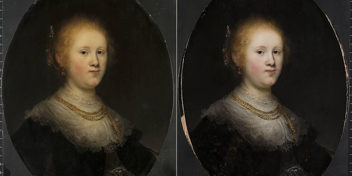 Los retratos de Rembrandt toman el Thyssen de Madrid