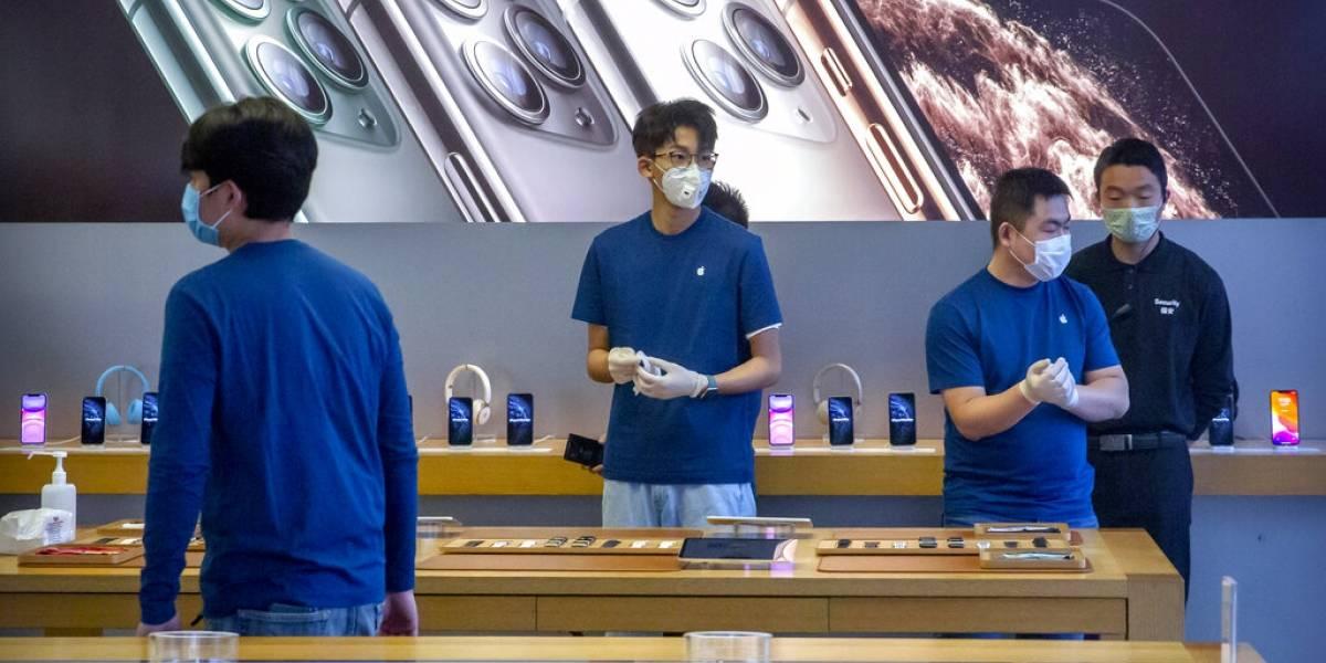 Apple no alcanzará metas debido a brote de coronavirus