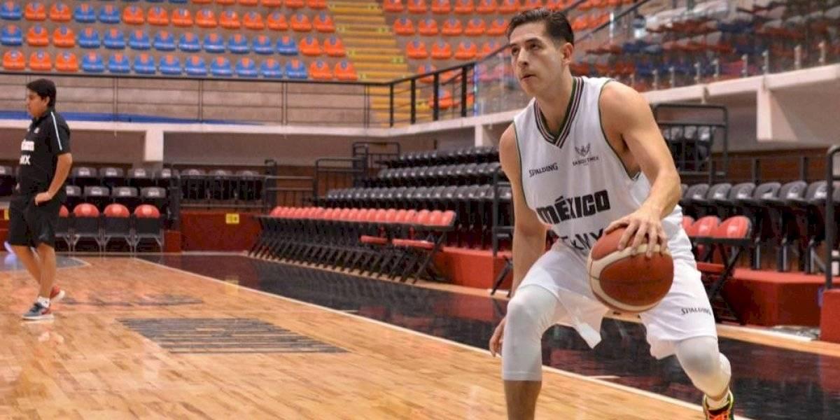 Selección Mexicana de basquetbol ya trabaja en Guadalajara