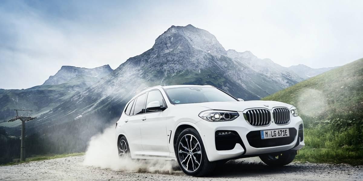 BMW presenta el nuevo X3 xDriveXe en la Fórmula E de la CDMX