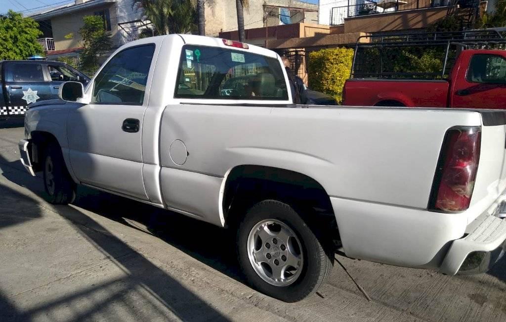 Localizan arma de policías acribillados y robados en Tlajomulco, Jalisco