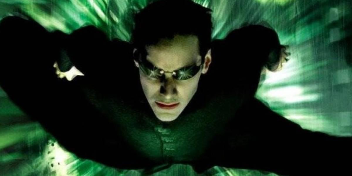 Se filtran grabaciones de acrobática escena de Keanu Reeves en Matrix 4