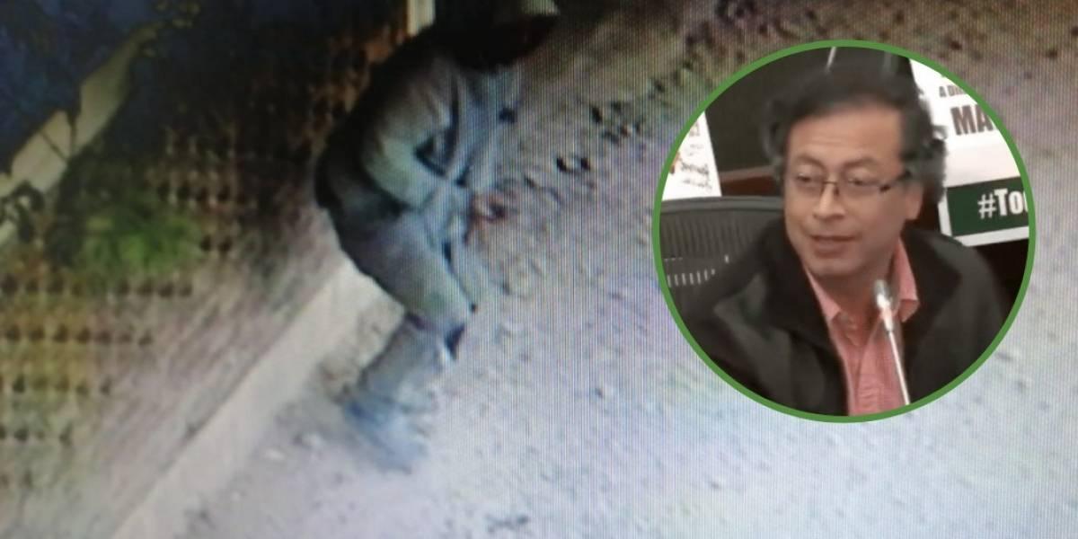Casa de mamá de Gustavo Petro fue vandalizada y nadie responde