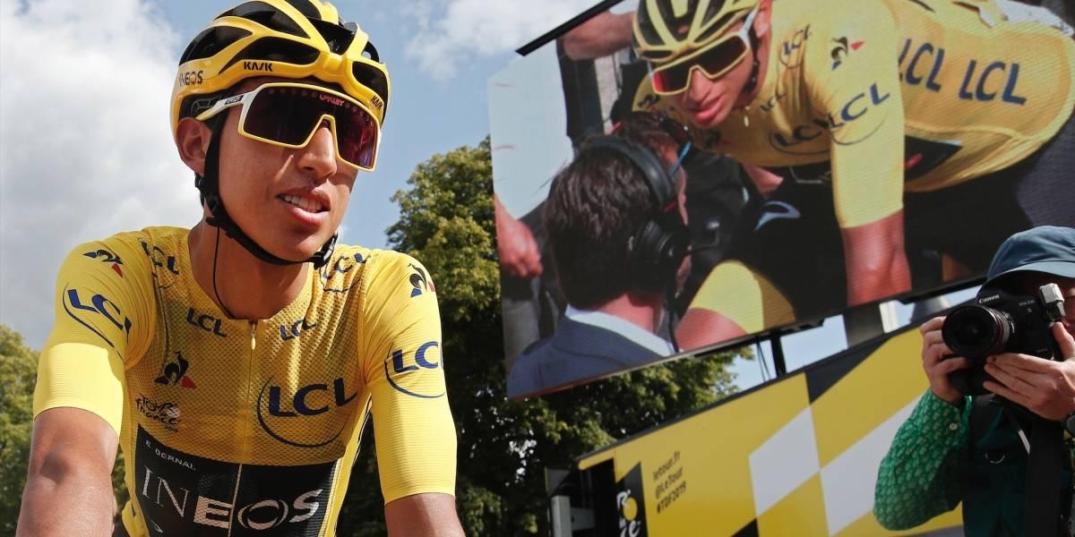 ¡Eso es pensar en grande! Egan Bernal reveló cuál es su mayor sueño en el ciclismo