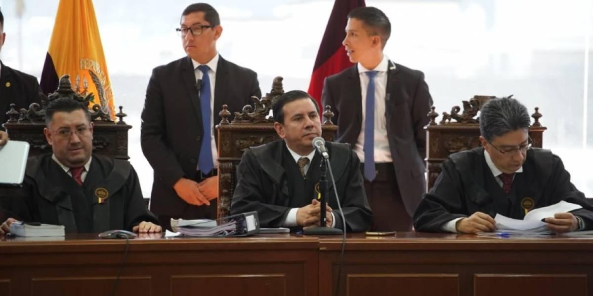 Caso Sobornos 2012-2016: inicia cuarto día de audiencia de juicio contra 21 procesados