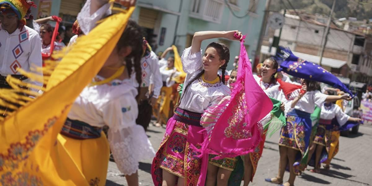 Los lugares donde prefieren ir los ecuatorianos por Carnaval