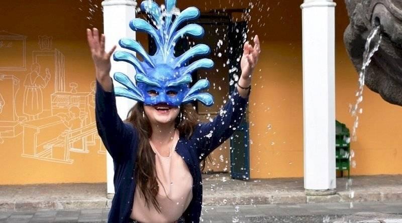 carnaval en Quito