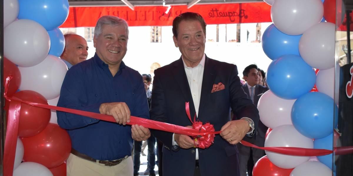"""Baguette inauguró """"El Café del Teatro"""" en el centro de Quito"""