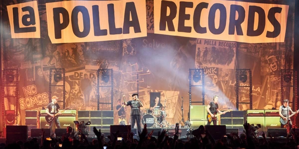 """""""Una puta pena"""": la respuesta de La Polla Records tras desastre en el Estadio Bicentenario que obligó a suspender el show"""