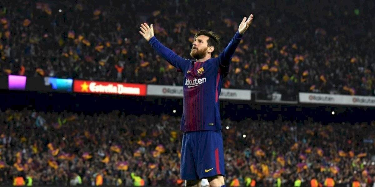 Leo Messi es premiado como el mejor deportista del mundo
