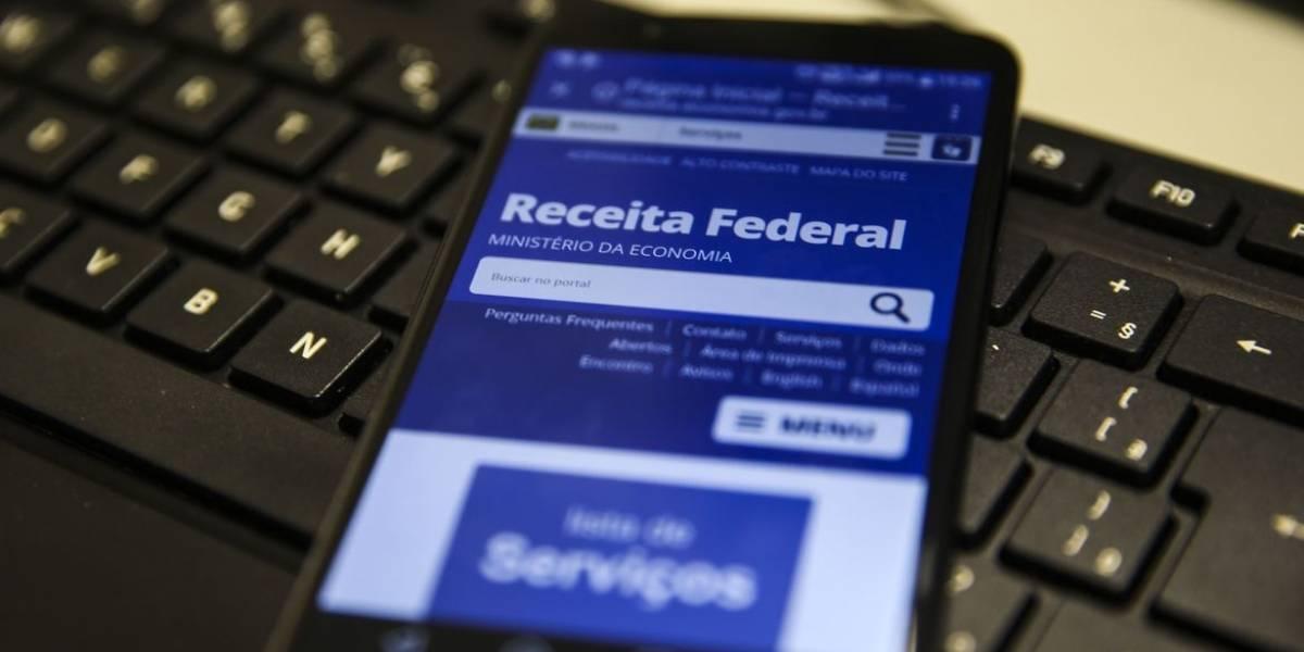 Receita Federal paga nesta segunda restituição do lote residual do Imposto de Renda