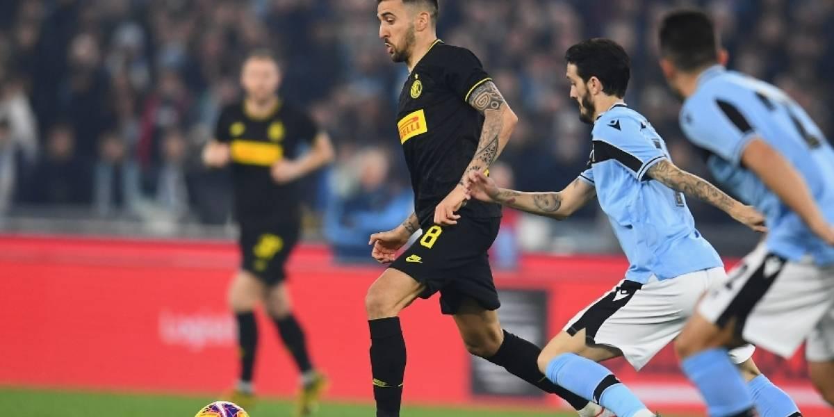 ¿Cómo queda la Serie A luego del Lazio vs Inter?