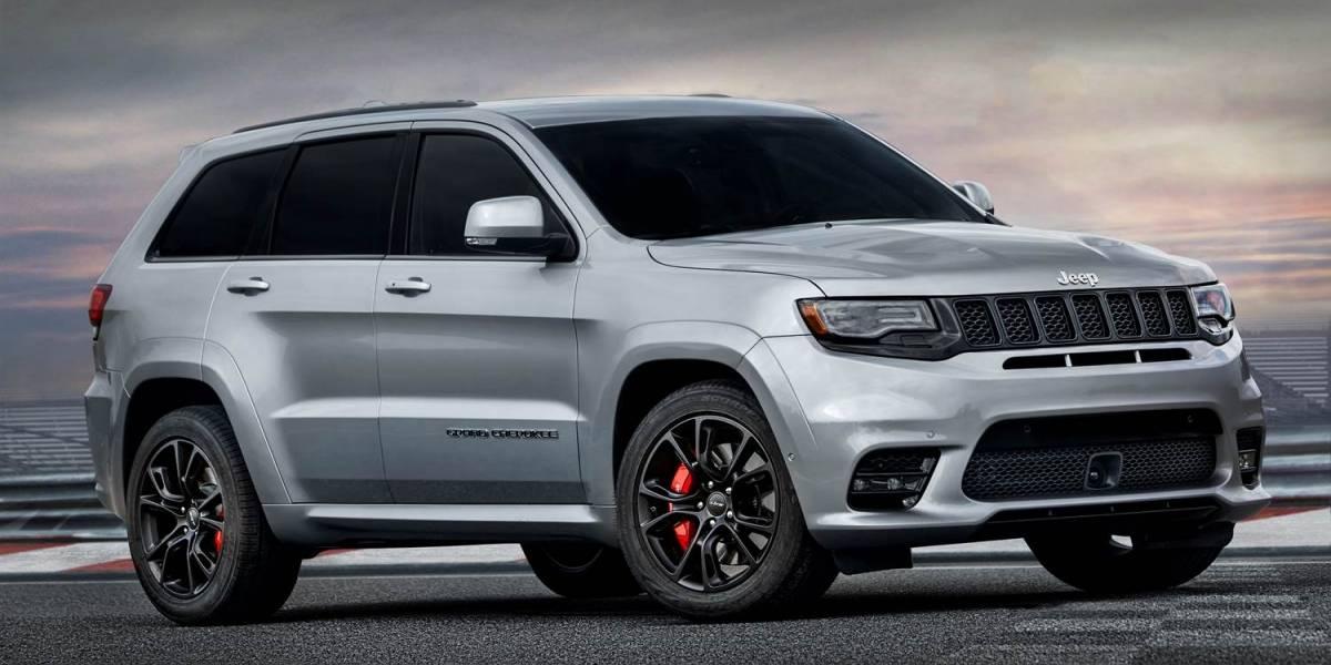 Puro power: Jeep Grand Cherokee SRT 2020