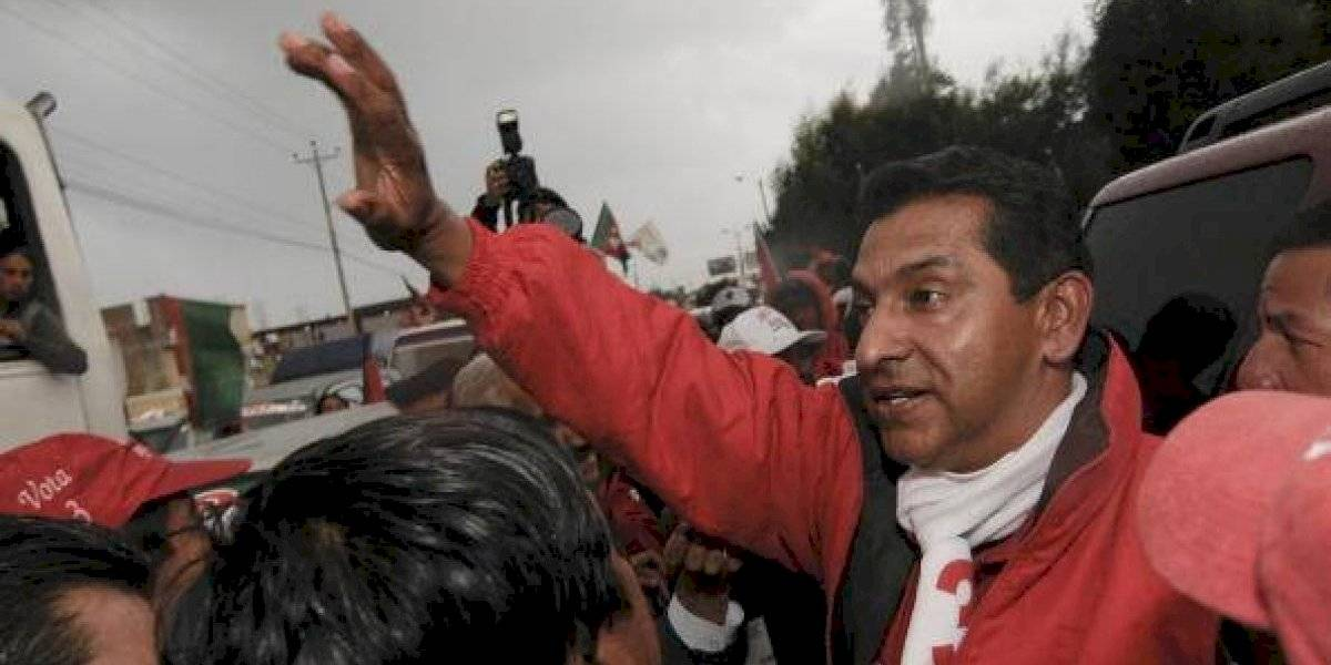 Lucio Gutiérrez propone cadena perpetua para políticos que roben