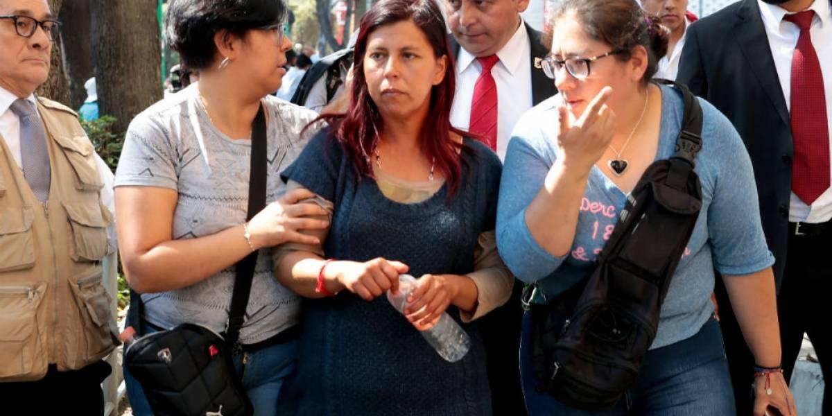 Madre de Fátima exige justicia y afirma no estar loca