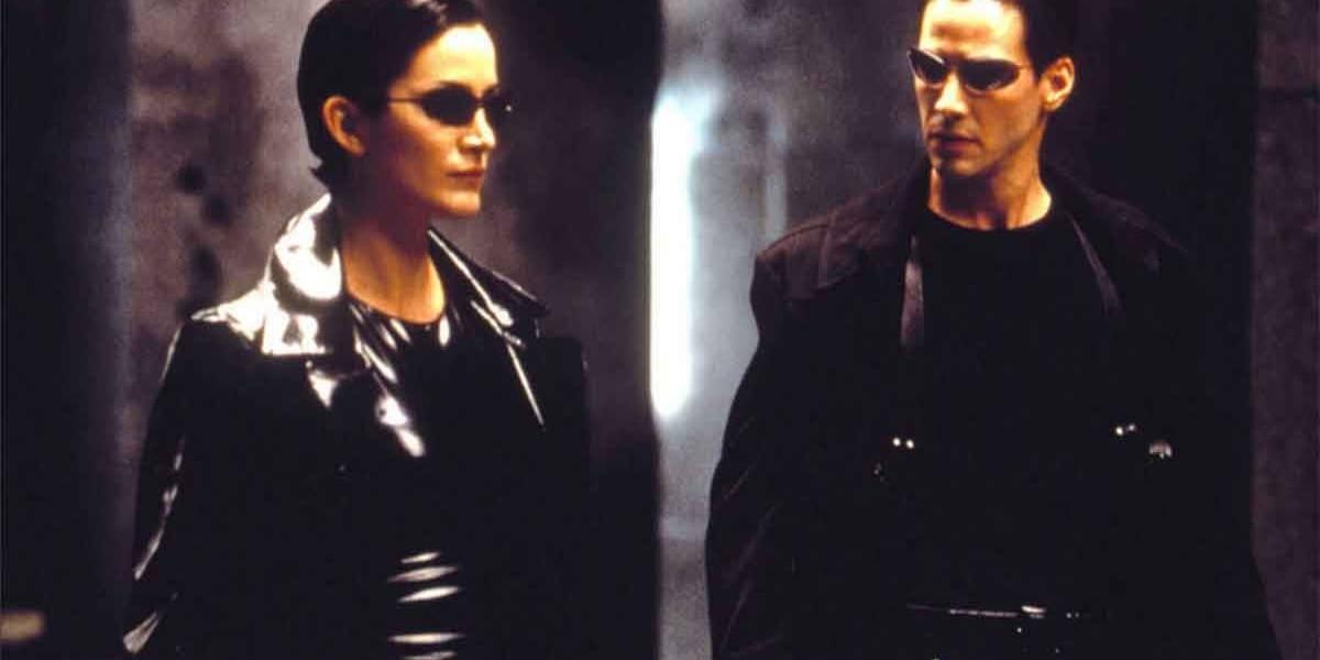 """Neo y Trinity se dejan ver en el set de filmación de """"Matrix 4"""""""