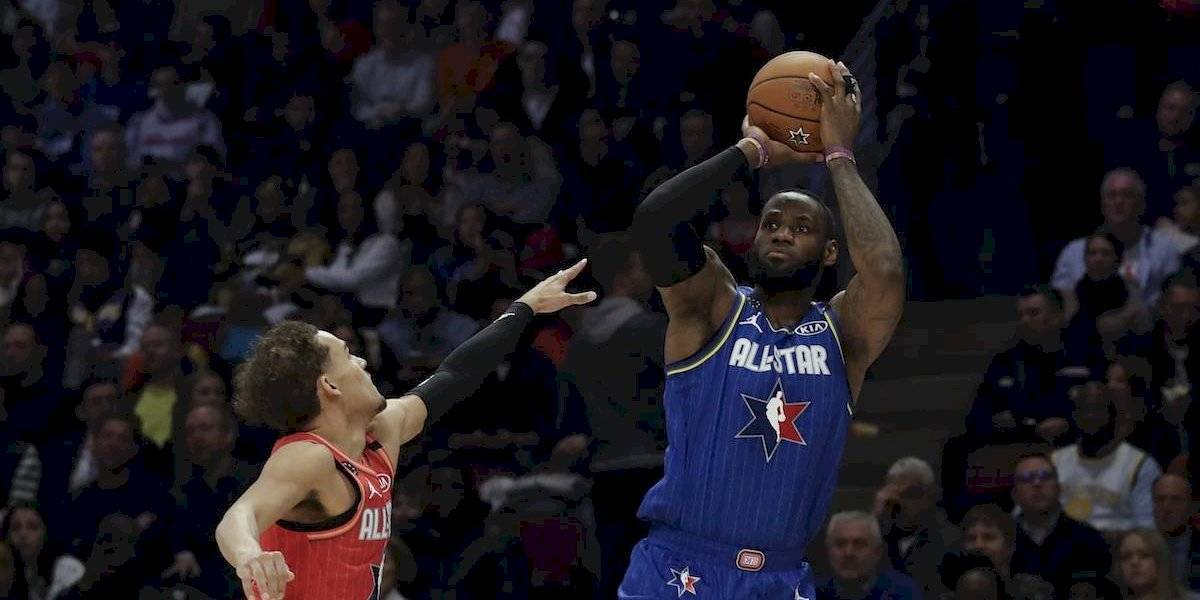 Culmina NBA All Star de cambios y homenajes a Kobe Bryant