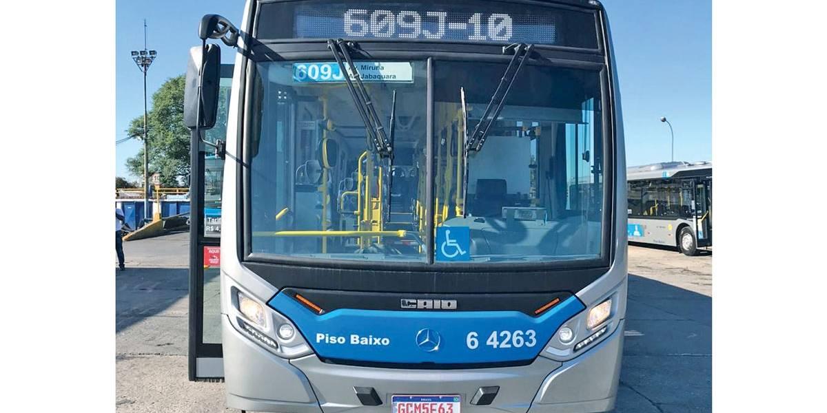 Ônibus para o aeroporto de Congonhas ganha espaço para malas