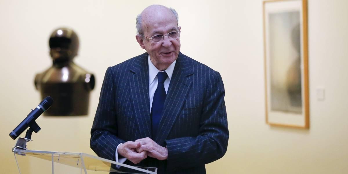 Fallece Plácido Arango, fundador de Vips, a los 88 años