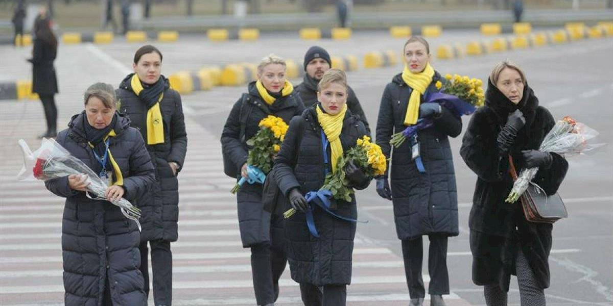 Inauguran memorial en honor a víctimas ucranianas de avión derribado