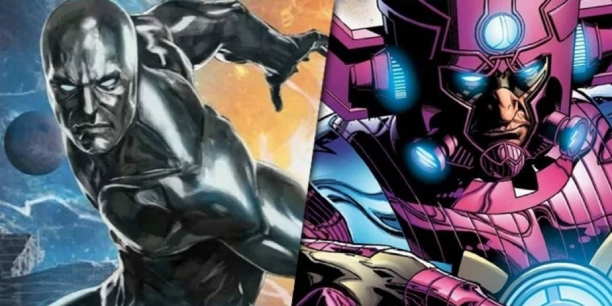 Fase 5 del MCU tendría a Galactus y Silver Surfer como piezas clave