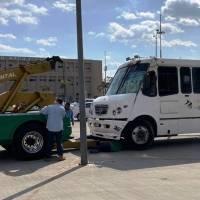 SMT remite a 11 unidades al corralón