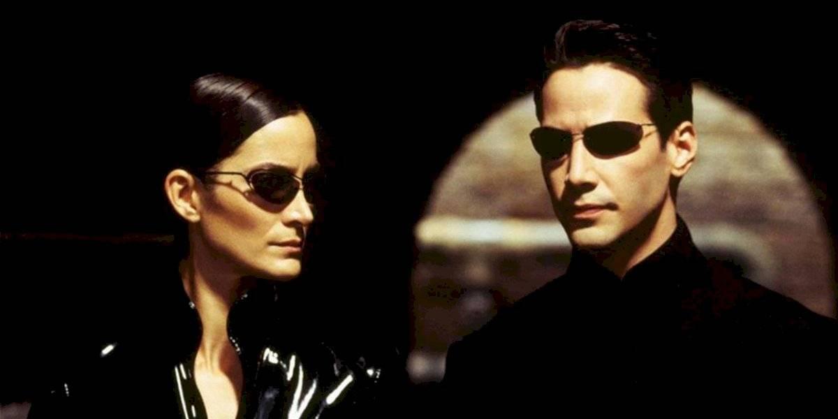 Después de 17 años, Neo y Trinity vuelven a reunirse en la Matrix (fotos)