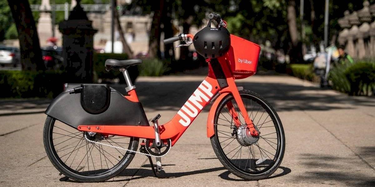 Uber se expande y suma bicicletas eléctricas a su plataforma