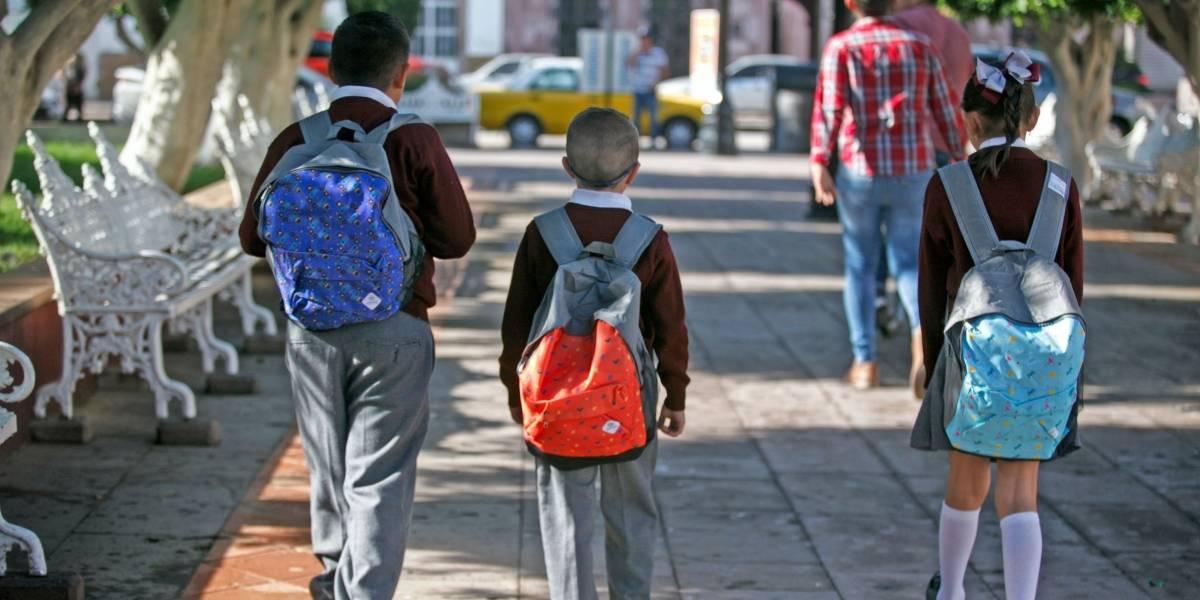 Escuelas de Jalisco con libertad de elegir si sacan a los niños a la calle