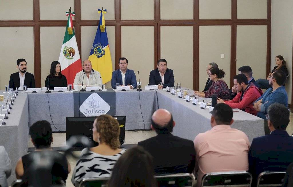 En abril debe terminar reforma en el transporte público de Jalisco