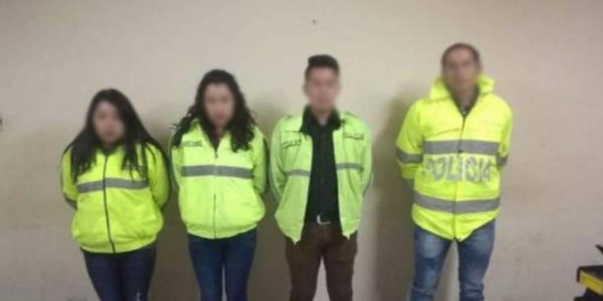 Dos hombres y dos mujeres se vistieron de policías para no pagar entradas a concierto en Quito