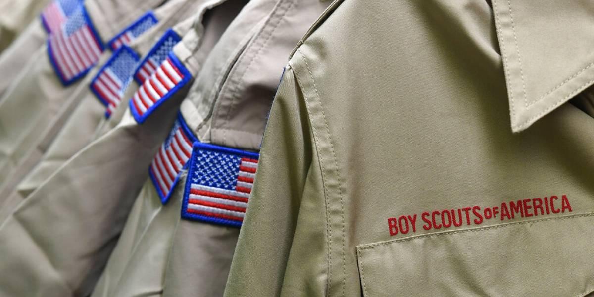 """Denuncias por abuso sexual llevan a la quiebra a los """"Boy Scouts"""" en EE.UU."""