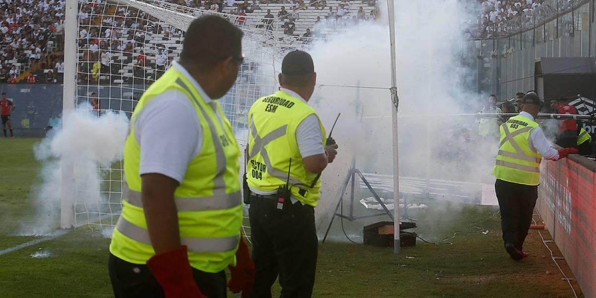 """En Colo Colo tomarán medidas para mayor seguridad, pero temen por el caso de la """"U"""""""