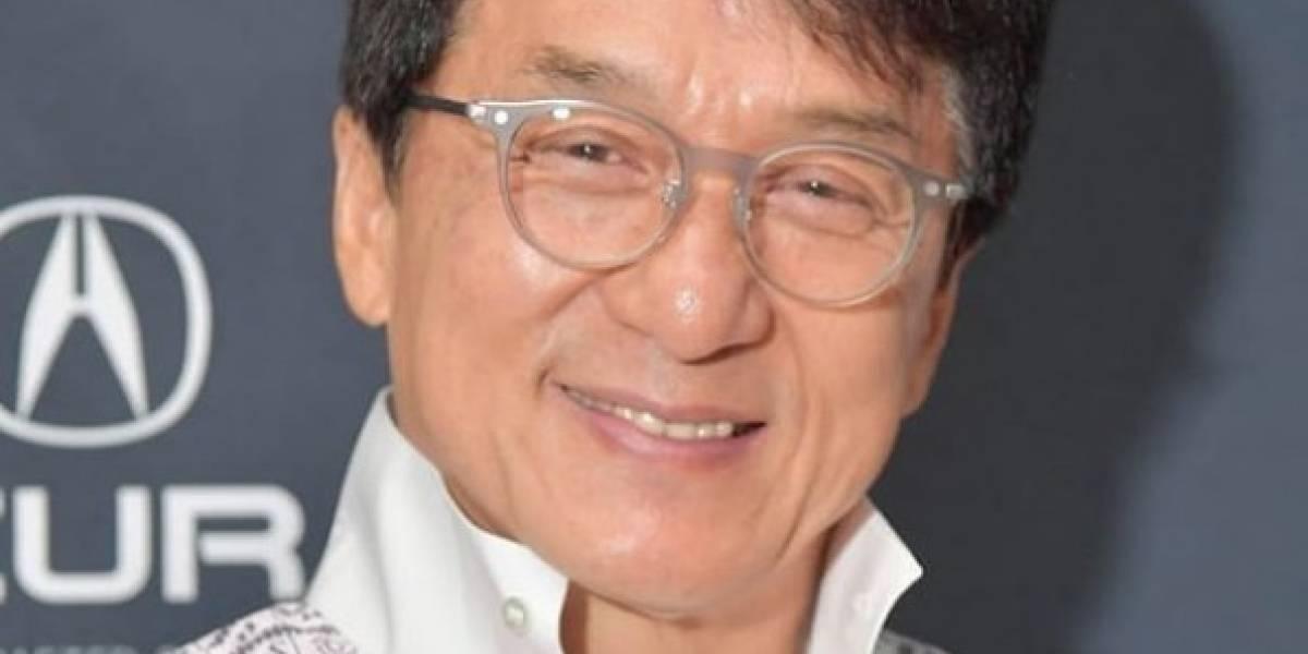 Jackie Chan ofrece millonaria recompensa a quien encuentre la cura del coronavirus