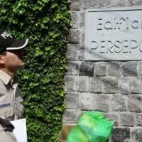 Secretario Anticorrupción se pronunció tras embargue de bienes de María Sol Larrea